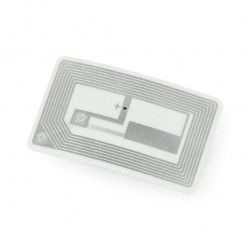 RFID / NFC MiFare Classic naklejka - 13,56 MHz