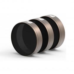 PolarPro Shutter - zestaw filtrów do DJI Phantom 4 - 3szt.