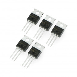 P-MOSFET IRF9540 - THT