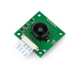 """Kamera z obiektywem LS-40180 Fish Eye CS mount """"rybie oko"""" - dla Raspberry Pi"""