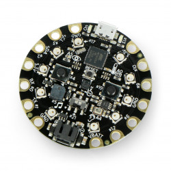 Tile for the development of Circuit Playground Classic