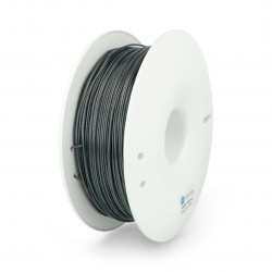 Filament Fiberlogy Easy PET-G 1,75mm 0,85kg - Vertigo(czarny z brokatem)