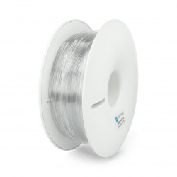 Filament Fiberlogy Easy PET-G 1,75mm 0,85kg - Pure TR(transparent)