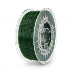 Filament Devil Design PET-G 1,75mm 1kg - Green Transparent