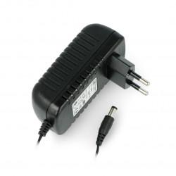 Power supply MW Power EB2412 12V/2A - DC plug 5,5/2,1mm