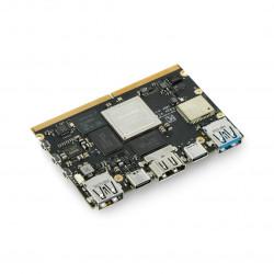 Khadas Edge Pro - Rockchip RK3399 WiFi, Bluetooth Cortex A72/A53 + 4GB RAM/32GB eMMC