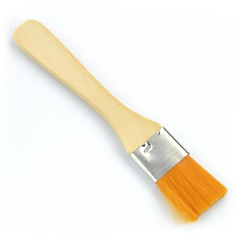 Pędzel ESD drewniany 23mm