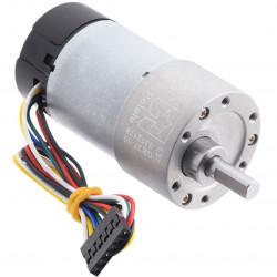 Silnik z przekładnią 37Dx68L 30:1 12V 330RPM + enkoder CPR 64 - Pololu 4752