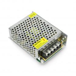Zasilacz montażowy do taśm i pasków LED 12V / 5A / 60W