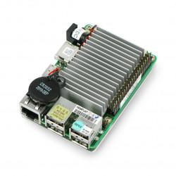 Minikomputer UP 4GB RAM + 32GB eMMC Intel Quad-Core