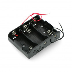 The shopping cart on 3 batteries type C (R14)