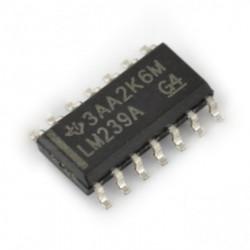 Komparator analogowy LM239AD - SMD
