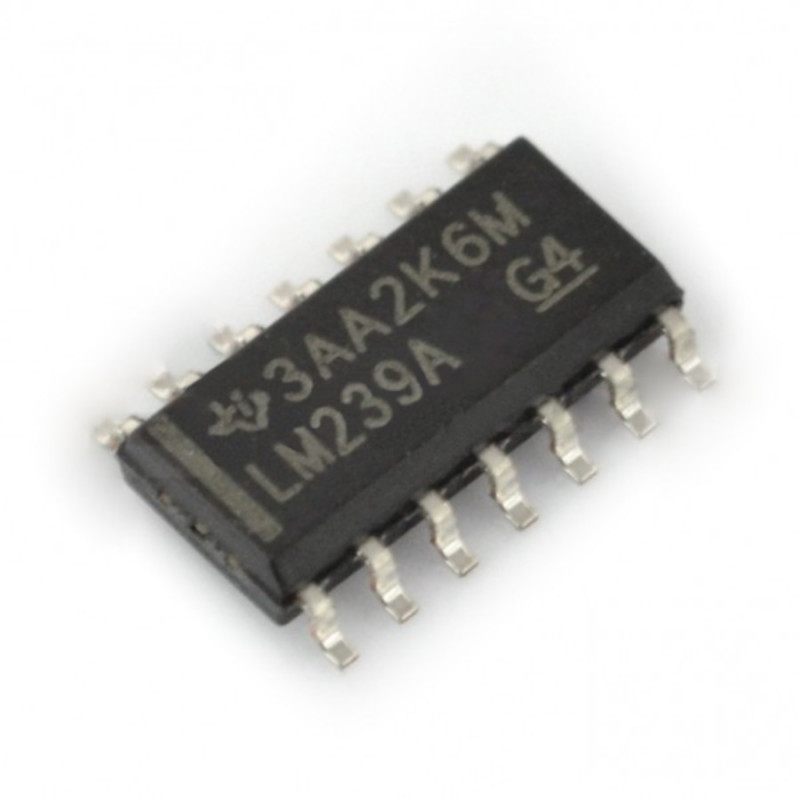 Analog Comparator LM239AD - SMD_