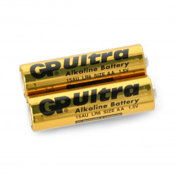 Baterry GP Ultra Alkaline Industrial - AA (R6) - 2 pcs
