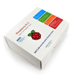 Zestaw Raspberry Pi 2 model B + obudowa + zasilacz 6 karta + MatLab