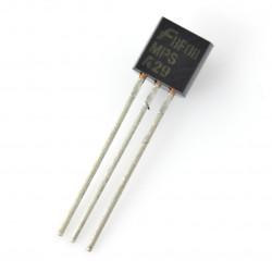 Tranzystor bipolarny NPN Darlington MPSA29 100V/0,8A