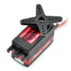 Serwo PowerHD HD-1206TG niskie - standard