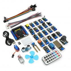Starter kit for BBC micro:bit - 38 elements
