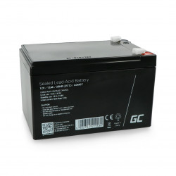 Gel Battery 12V 12AH Green Cell