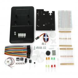 Kitrnoik Inventor's Kit dla Arduino - zestaw elementów elektronicznych