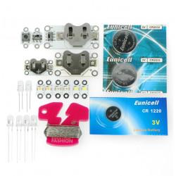 Electro-Fasion set with six LED module
