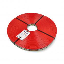 Przewód wstążkowy TLWY - 12x0,50mm²/AWG 20 - wielokolorowy - 50m