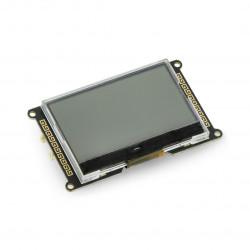 Grove - moduł z wyświetlaczem graficznym LCD 128x64px I2C - Seeedstudio 114990502