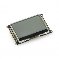 Grove - module with graphic LCD display 128x64px I2C - Seeedstudio 114990502
