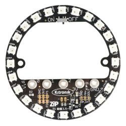 Kitroniik - LED Ring for BBC micro:bit