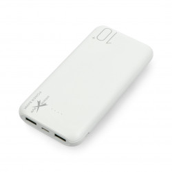 Powerbank Ampere AEPW10-C2U biały