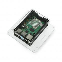 VESA MIS D Case for Raspberry Pi 4B