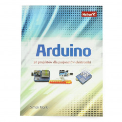 Arduino. 36 projects for electronics hobbyists - Simon monk