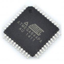 Mikrokontroler AVR - ATmega644PA-AU - SMD