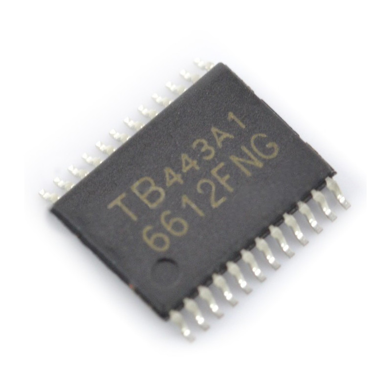 TB6612FNG - two-channel motor controller