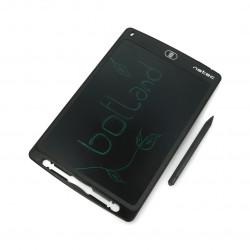 "Notes elektroniczny Natec Snail do rysowania LED 10"" - funkcja blokady, wbudowany magnes"