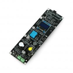 Sensor Side panel for Totem Mini Lab