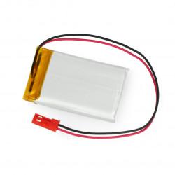 Ogniwo LiPol 850mAh 1S 3.7V