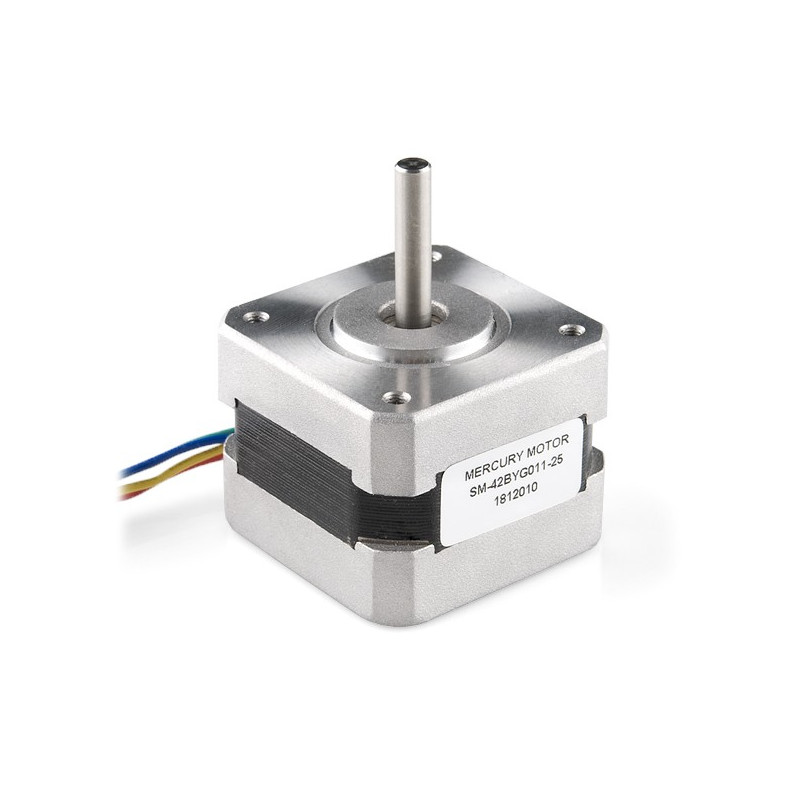 Silnik krokowy SM-42BYG011 200 kroków/obr 12V/ 0.33A/ 0.22Nm