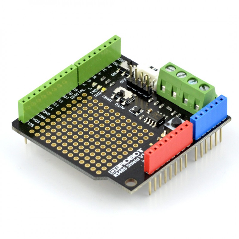 DFRobot RS485 MAX485ESA - Shield for Arduino*