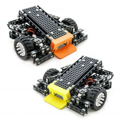 Totem Mini Trooper - Kit for building two fighting robots - different colors
