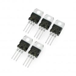 Stabilizator LDO 3,3V LF33CV - THT TO220