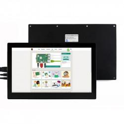 Ekran dotykowy pojemnościowy LCD IPS 13,3'' (H) 1920x1080px HDMI+USB V2 dla Raspberry Pi 4B/3B+/3B/Zero