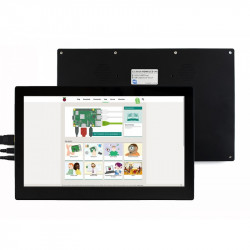 Touch Screen Waveshare (H) - capacitive LCD 13,3'' 1920x1080px HDMI+USB V2 for Raspberry Pi 4B/3B+/3B/Zero