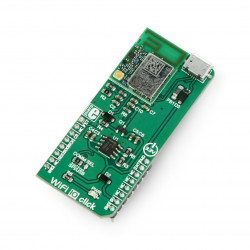 WiFi 10 Click module - SX-ULPAN-SB-2401 - MIKROE-3432