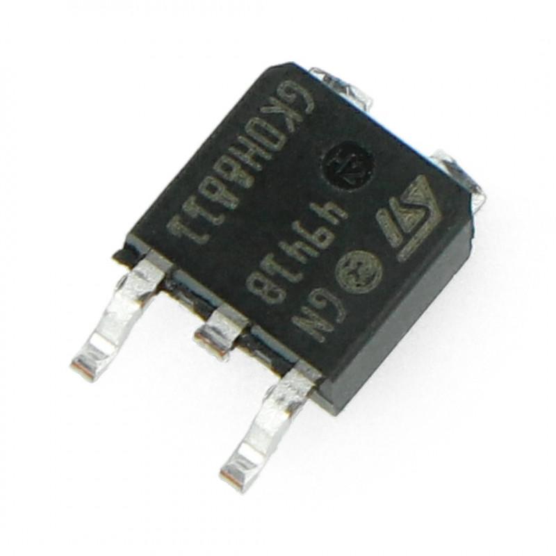 Linear voltage regulator LDO 5V L4941BDT - SMD TO252