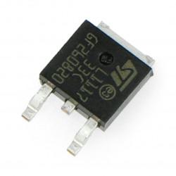 Stabilizator LDO 3.3V - LF33CDT (SMD)