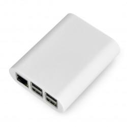 Obudowa Raspberry Pi Model 2/B+ biała