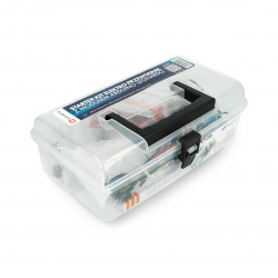 Electro StarterKit Manual - module, Arduino Leonardo + box