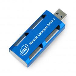 Intel Neural Compute Stick 2 - sieć neuronowa USB