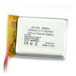 Dualsky 150mAh 20C 7.4V